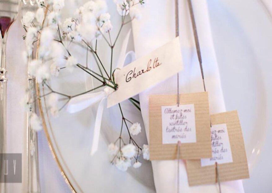 Les Pétrolettes : créez la scénographie de votre Wedding Day aux côtés de pros de la déco !