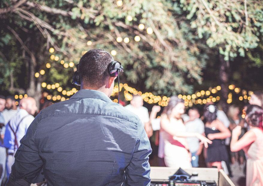 Groovin' Event : une prestation musicale élégante pour votre mariage de la main d'un DJ d'exception