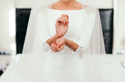Mani in primo piano: i trend della nail art da sposa 2017