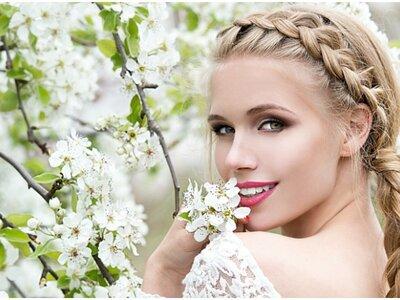 Dos peinados de novia con trenzas lindísimos: Estilos que te harán lucir ¡guapísima!