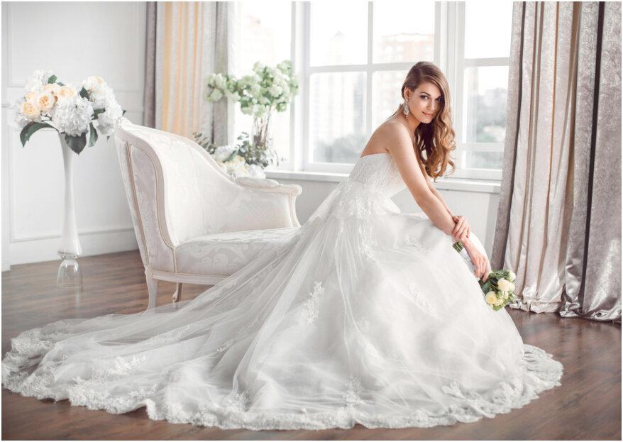 De 5 stappen voor het vinden van jouw droom trouwjurk!