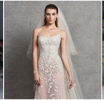40 Robes De Mariée Pour Petite Poitrine Les Modèles Qui