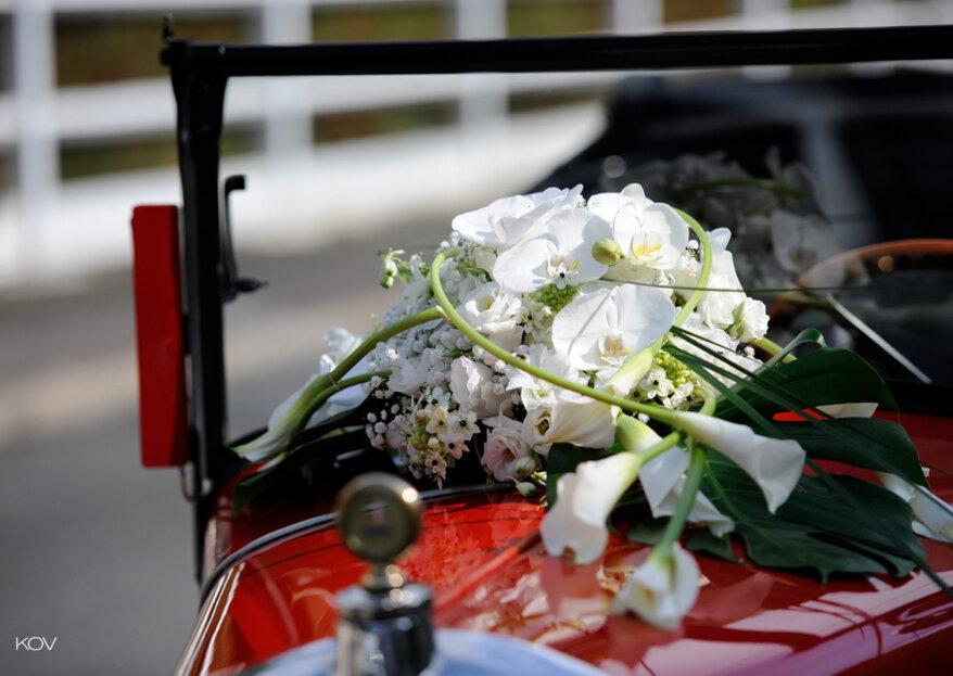 Mel'Ange Fleurie : une décoration florale inspirante et créative pour votre mariage