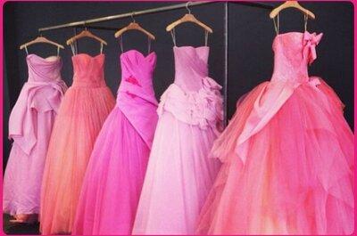 "Collezione Vera Wang 2015: da ""Cenerentola a Parigi"" (1957), alla regina della New York Bridal, ""Think Pink"""