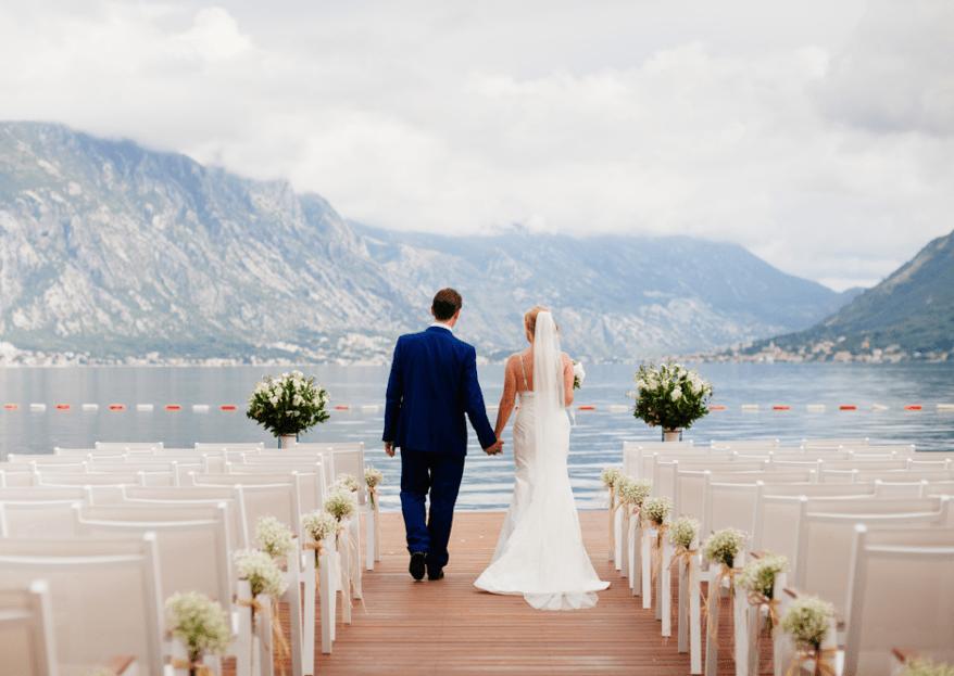Buiten trouwen: hier moet je rekening mee houden!