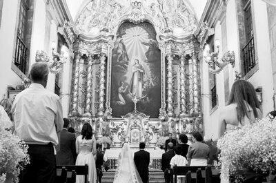 Pretendem casar pela igreja? Tem dúvidas sobre a preparação para o matrimónio? Eu explico!