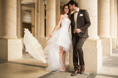 Un costume de marié sur mesure à un prix accessible, c'est possible !