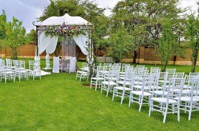 Los 10 mejores hoteles para boda en Chiapas: El sur del país ¡en todo su esplendor!