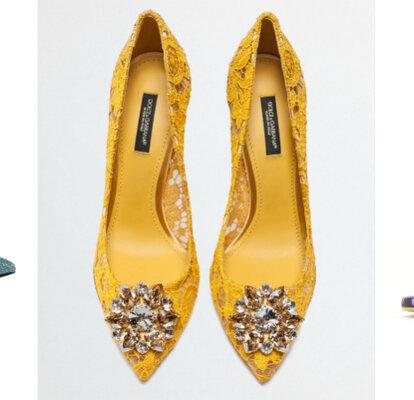 vraie qualité style unique le plus en vogue 40 tipi di scarpe per le invitate di nozze: un tripudio di ...