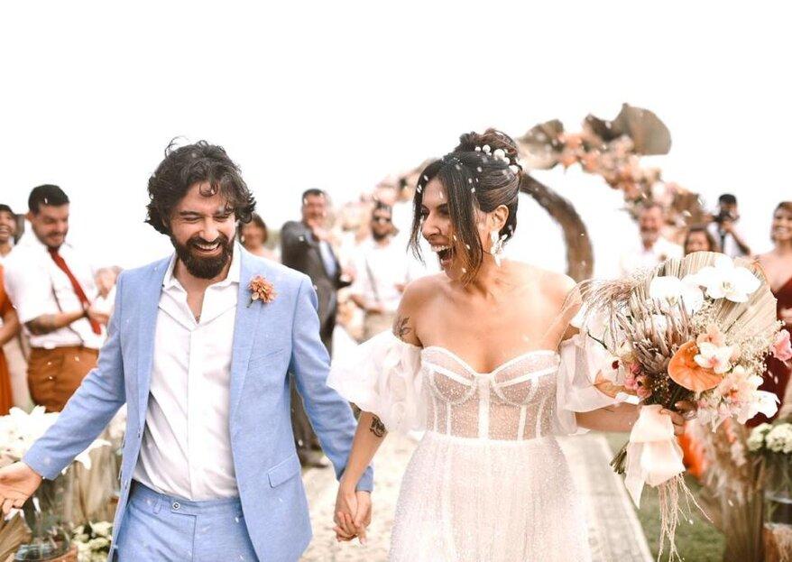 Catia Regina Cerimonial e Eventos: Realize seu casamento em um cenário paradisíaco com a ajuda desta fada madrinha