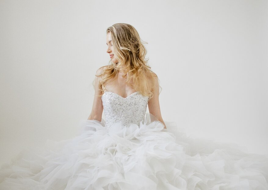 Nowa, używana, czy szyta na miarę suknia ślubna?