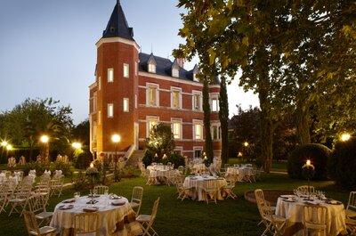 Un lugar mágico para tu boda en Aranjuez: el Palacio de Silvela