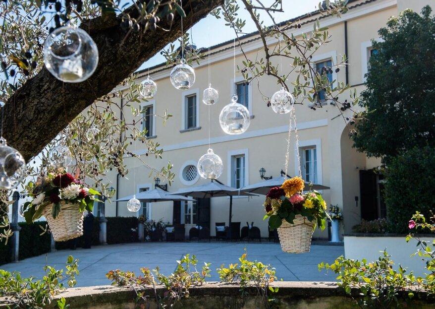 Castello Ducale Castel Campagnano: ogni favola merita una festa a corte!