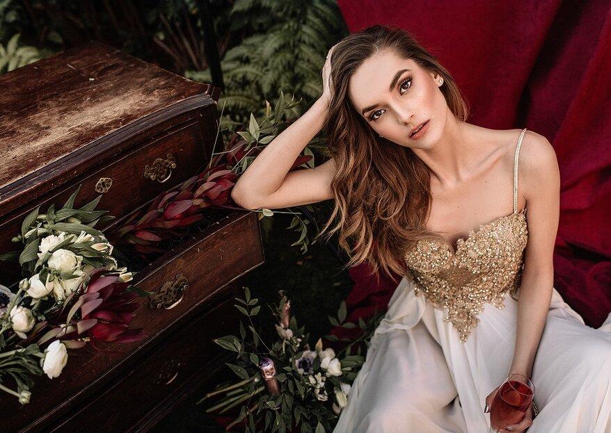 ¿Preocupada por lucir el vestido perfecto? Los mejores tips para novias