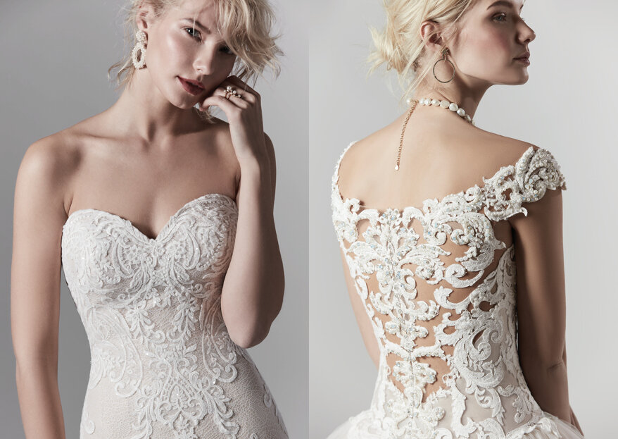 Sottero and Midgley Fall 2019: Unique wedding dresses with a luxurious fit