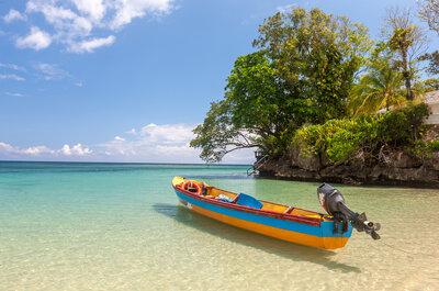Luna de miel en Jamaica: 8 lugares que no pueden dejar de visitar
