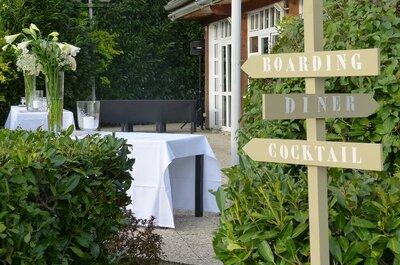 Calme et verdure à 10 minutes de Paris : laissez la magie de ce lieu de réception opérer