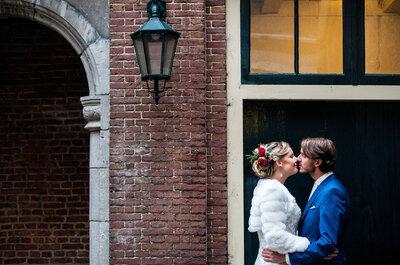 Styled shoot met een romantisch thema: Rustic Winter Wedding!