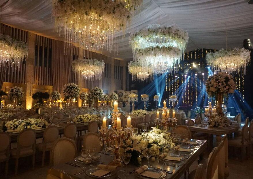 ¡Luces, música, acción! Playa producciones explica la importancia de la producción técnica en tu boda