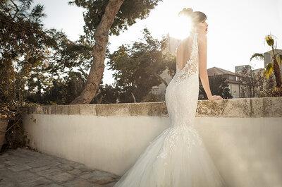 Свадебное платье с кружевной спиной 2015. Вы можете себе это позволить!