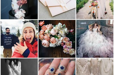 The Best Instagram Accounts Every Bride-to-Be Should Follow