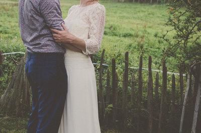 Paul + Caroline : Un mariage authentique à la ferme