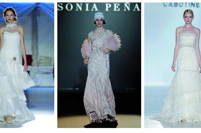 Die Brautkleider Trends 2014 – So schön wird im nächsten Jahr geheiratet.