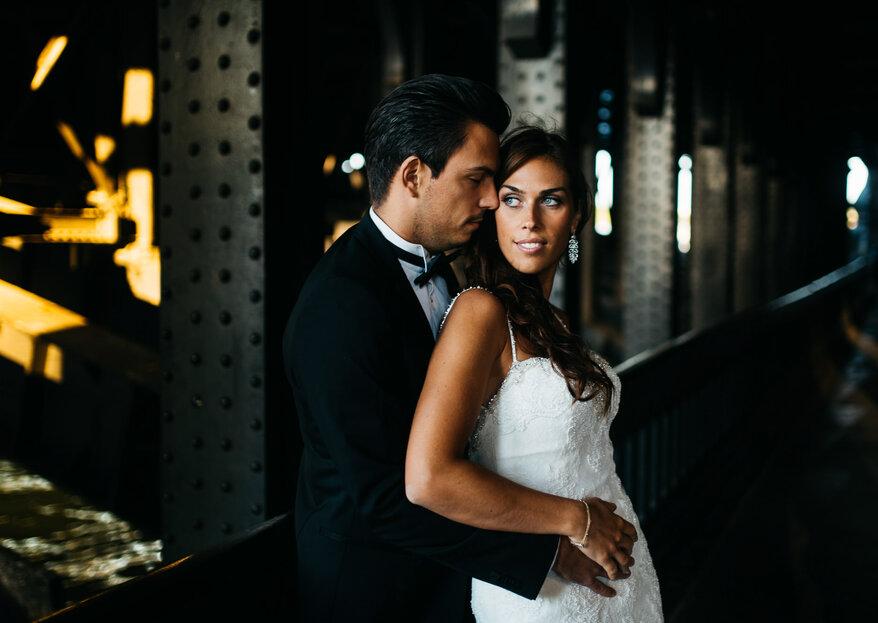 La boda de Emily VanCamp y Josh Bowman de la serie Revenge: ¡el amor traspasa la pantalla!