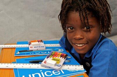 Lista de casamento solidária: Zankyou e UNICEF colaboram com milhares de crianças