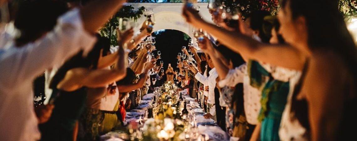 8 idee per il dopo cerimonia: che la festa continui!
