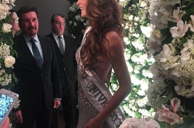 Miss Perú Universo 2015 es Laura Spoya