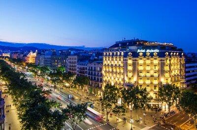 Olé! Pour un mariage à l'espagnole, on mise sur Barcelone!