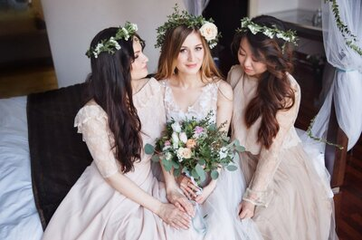 Что важно знать про свадебный макияж? Мнения невест со всего мира!