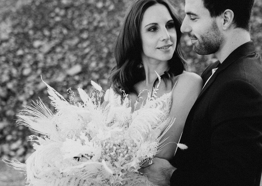 Reduziert und nachhaltig heiraten