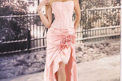 Abiti per spose e invitate 2013 Collezione Miss Paris