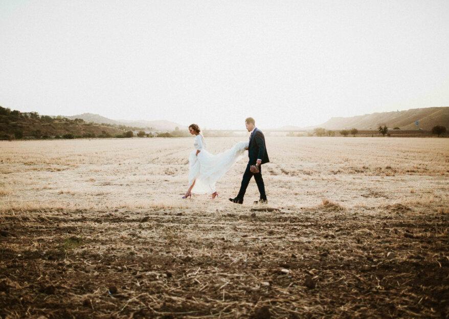 Nuestro mejor día juntos: la boda de Marta y Antonio