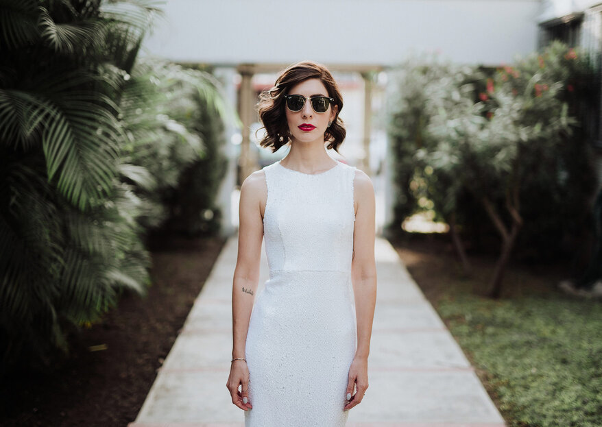 82051b4b01 Cómo elegir el vestido de novia  5 reglas básicas que DEBES conocer
