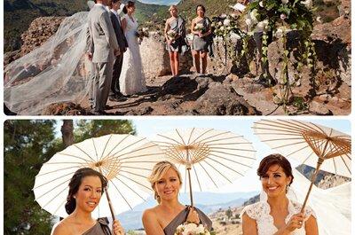 Mariages orchestrés par Caprichia Weddings & Occasions