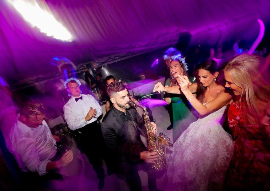 Animazione per le nozze, ecco come si divertiranno i tuoi invitati con queste novità