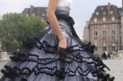 Vestidos de novia modernos Max Chaoul 2013