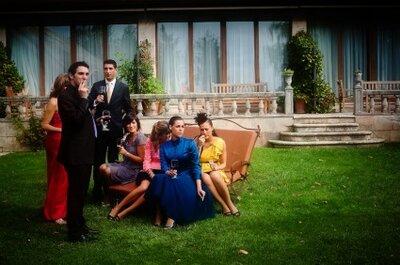 Fotografía de boda de calidad