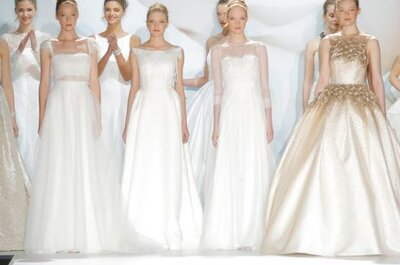 Свадебные платья Jesús Peiró 2015