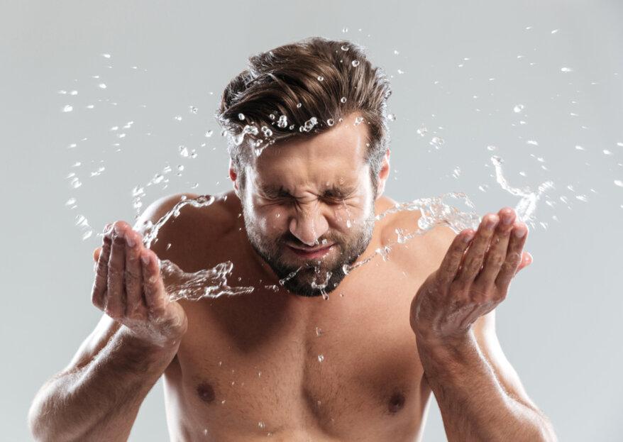 El cuidado de la barba para novios e invitados: seis consejos para lucir impecable en el gran día