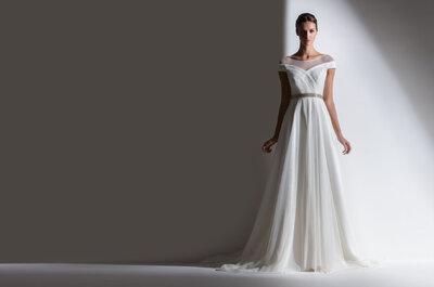 I 30 abiti da sposa più belli visti durante Roma Sposa 2015