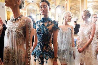 As incríveis louças Marchesa inspiradas nos vestidos da passarela