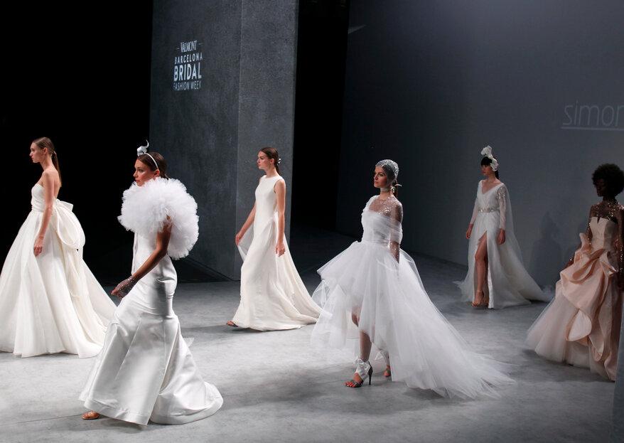 C´est le début de la Valmont Barcelona Bridal Fashion Week 2020 !