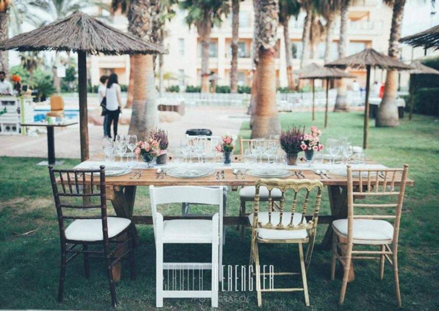 Hotel Alicante Golf: el espacio en el que se celebran las bodas VIP