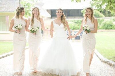 Les règles d'or pour des photos de mariage réussies