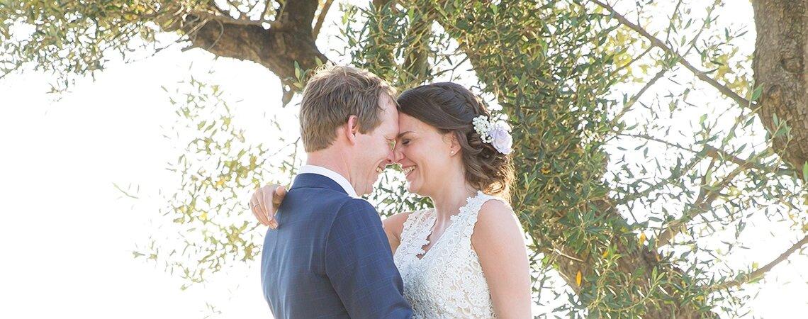 Clémentine et Daan : un mariage franco-néerlandais au Domaine de la Baratonne