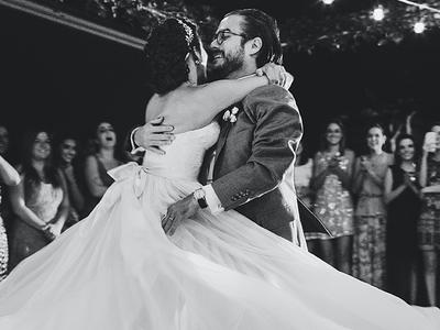 La boda que te hará bailar de emoción y suspirar: El gran día de Ana Pau y Juan Pablo